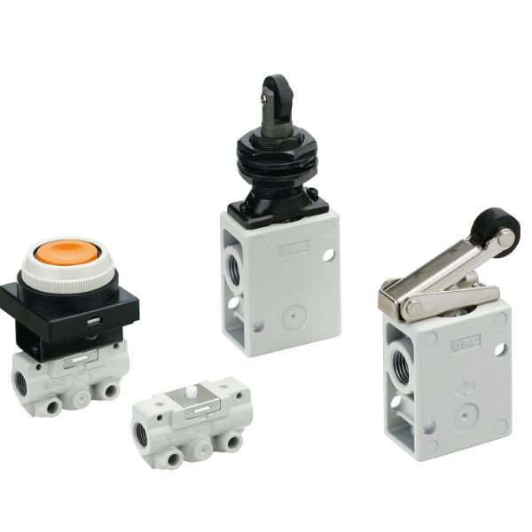 2/3 Port Mechanical Valve VM-A