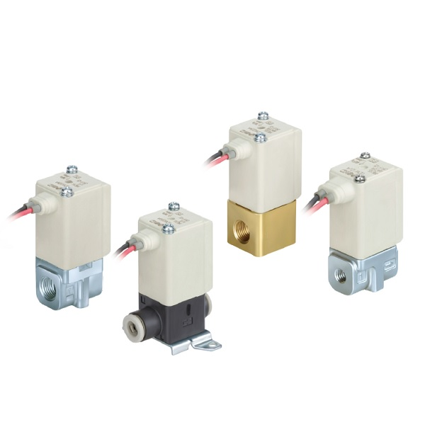 Compact Direct Operated 2 Port Solenoid Valve VDW