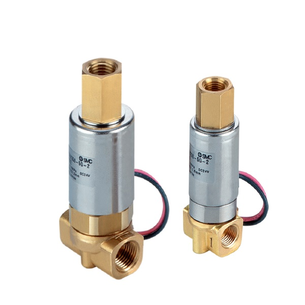 3 Port Solenoid Valve (3 Way Valve) for Water and Air VDW