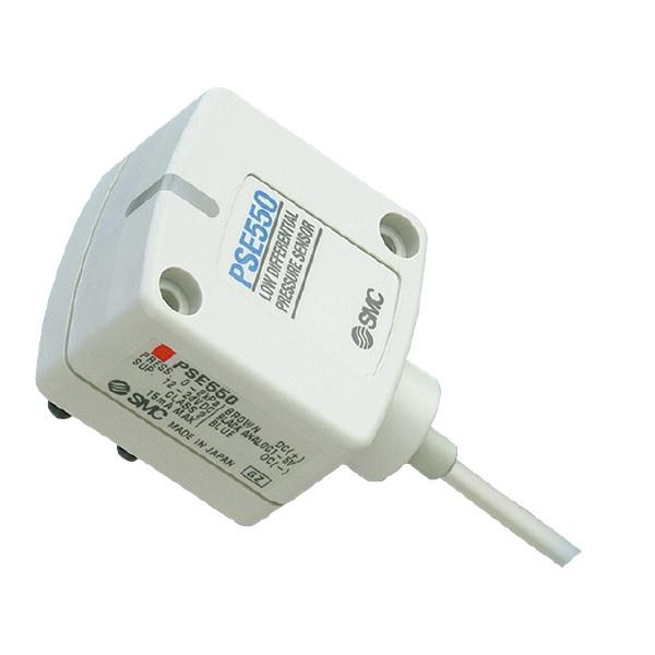 Low Differential Pressure Sensor PSE55□