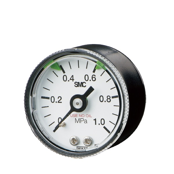 Pressure Gauge for Clean Regulator G46-□-□-SRA,B