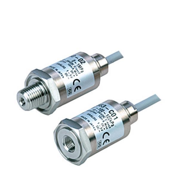 Pressure Sensor for General Fluids PSE56□