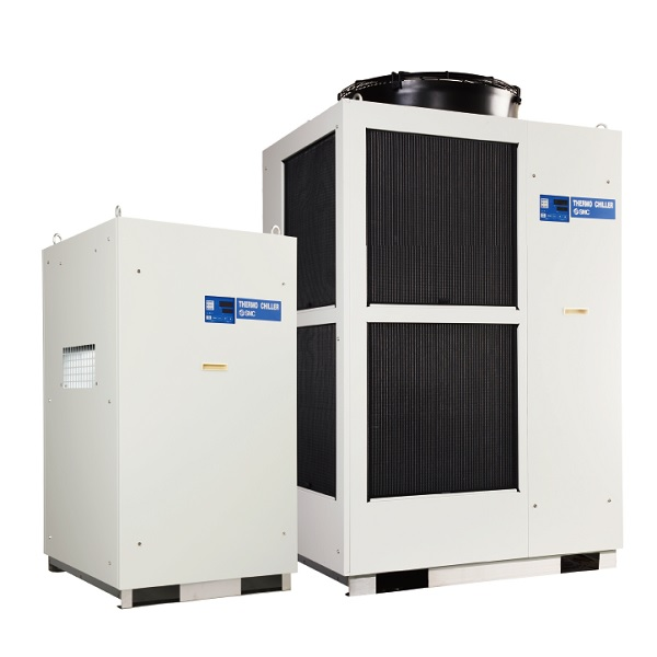 Refrigerated Thermo-chiller/Inverter Type HRSH