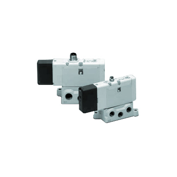 Solenoid Valve (with M Connector) EVS1-01/1-02