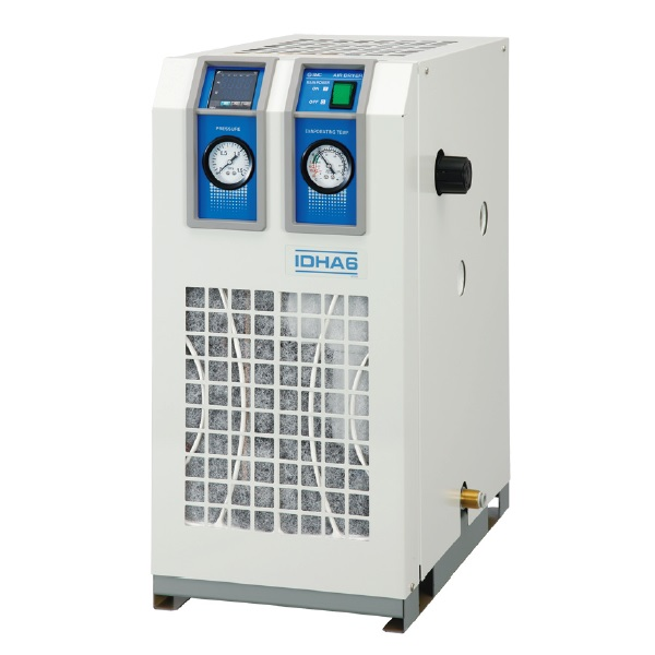 Thermo-dryer with Air Temp.Adjustment IDH□