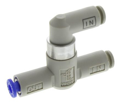 AND Valve with One-touch Fittings