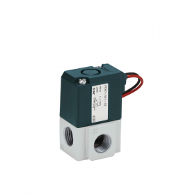 Core Product 3 Port Solenoid Valve/Direct Operated Poppet Type VT307