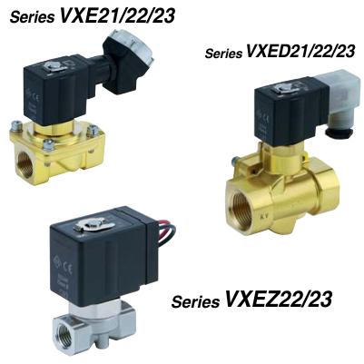 Energy saving 2 port directional control valves