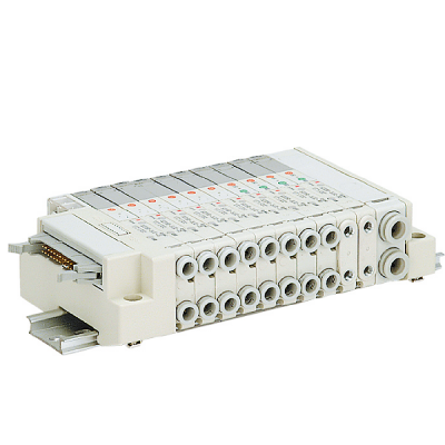 5 Port Solenoid Valve Cassette Type Manifold SZ