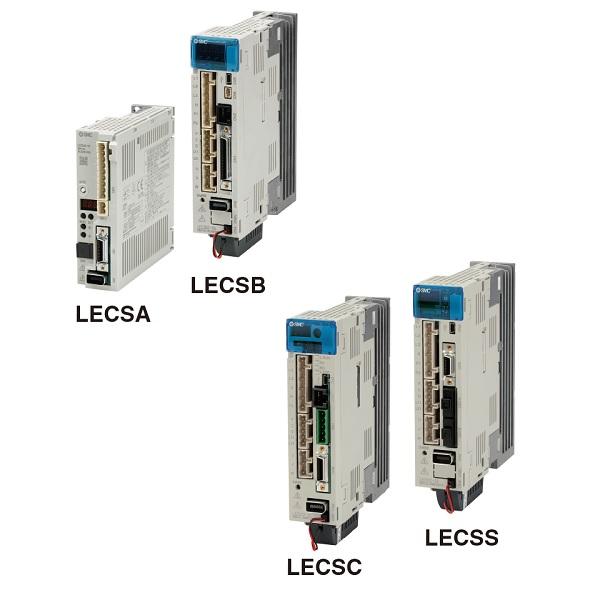 AC Servo Motor Controller LECS