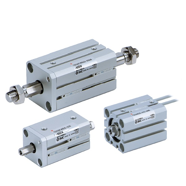 Compact Cylinder/Compact Type CQS/CDQS