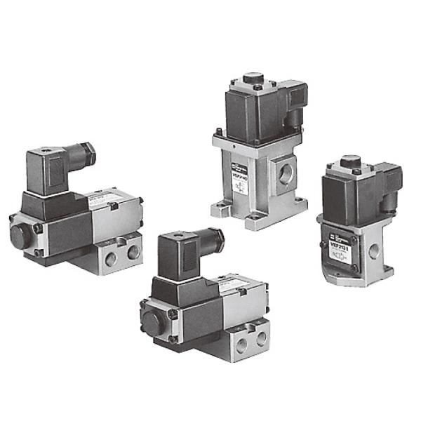 Electro-Pneumatic Proportional Valve VEF/VEP