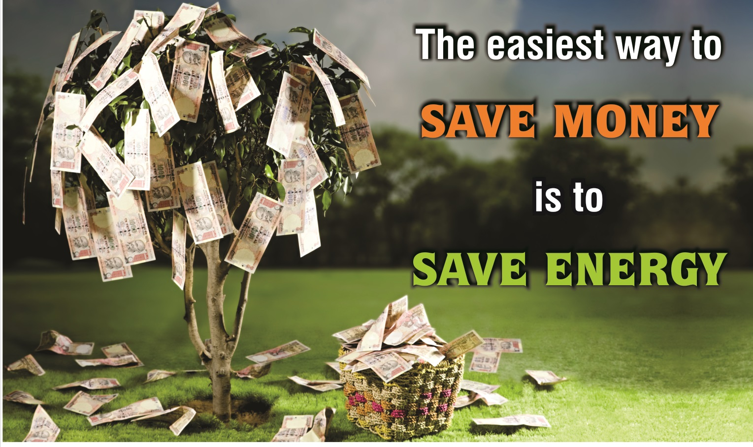 Save Energy Save The Environment