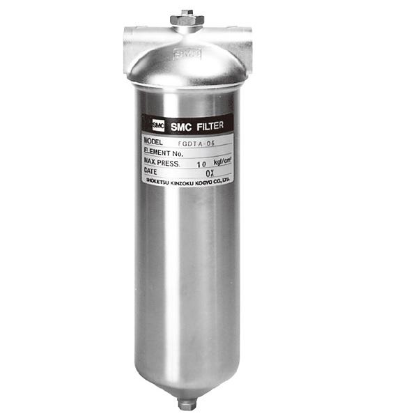Industrial Filter/Vessel Series FGD