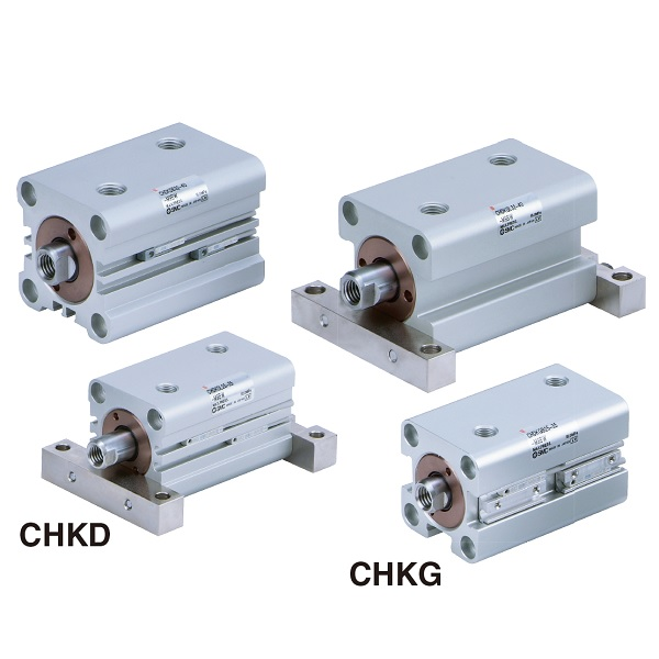 JIS Standard Compact Hyd. Cyl. CHK□/CHDK□