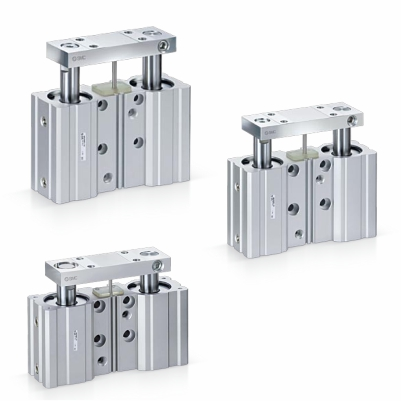 JMGP Compact Guide Cylinder