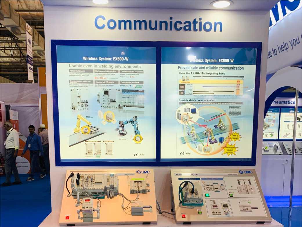 smc communication products