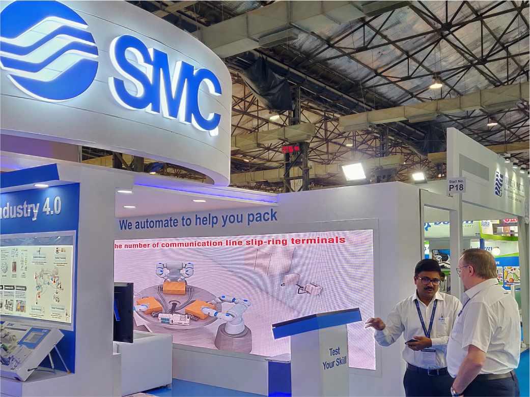 smc india automation solution