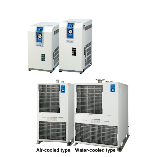 Refrigerated Air Dryer IDF□E/F/D