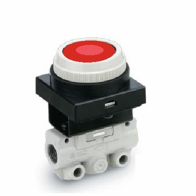 VM130-01-33RA 3 Port Mechanical Valve