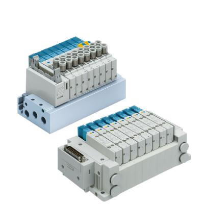 5 Port Solenoid Valve Plug-in Type SY