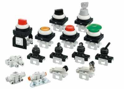 3 port mechanical valve
