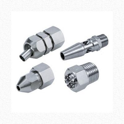 Energy saving nozzles