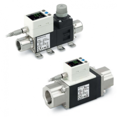 3-Color Display Digital Flow Switch for Water