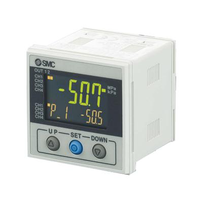 3-Screen Display Multi-channel Digital Sensor Monitor