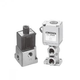 3 Port Solenoid Valve/Direct Operated Poppet Type VT317